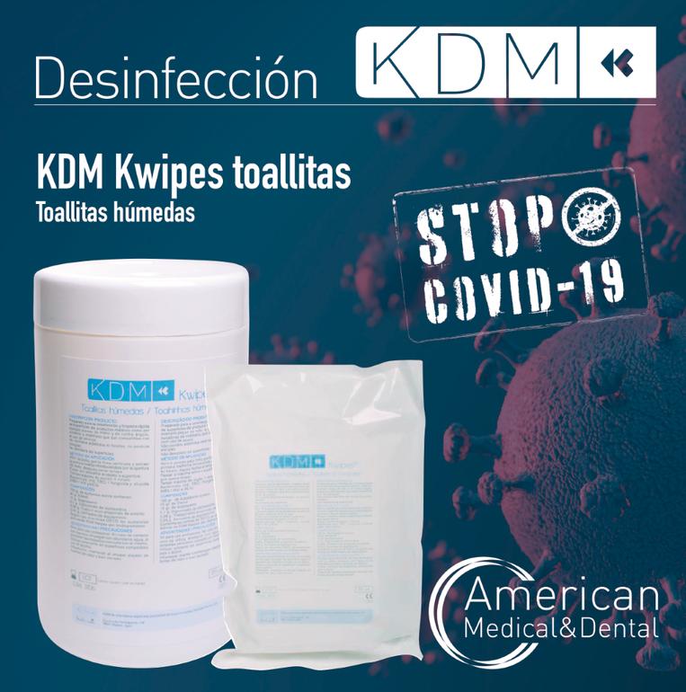 KDM-kwipe-toallitas