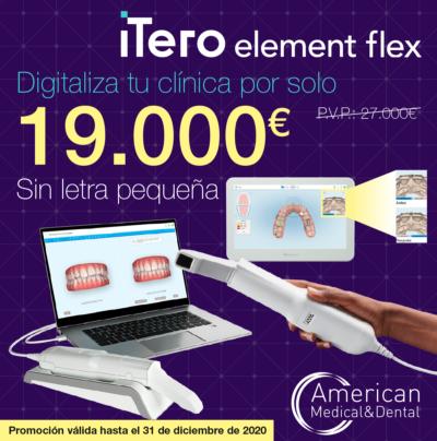 itero element flex