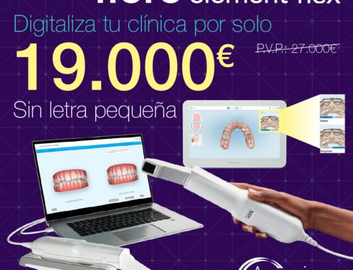 Escáner intraoral iTero Element Flex – El escáner que se mueve contigo