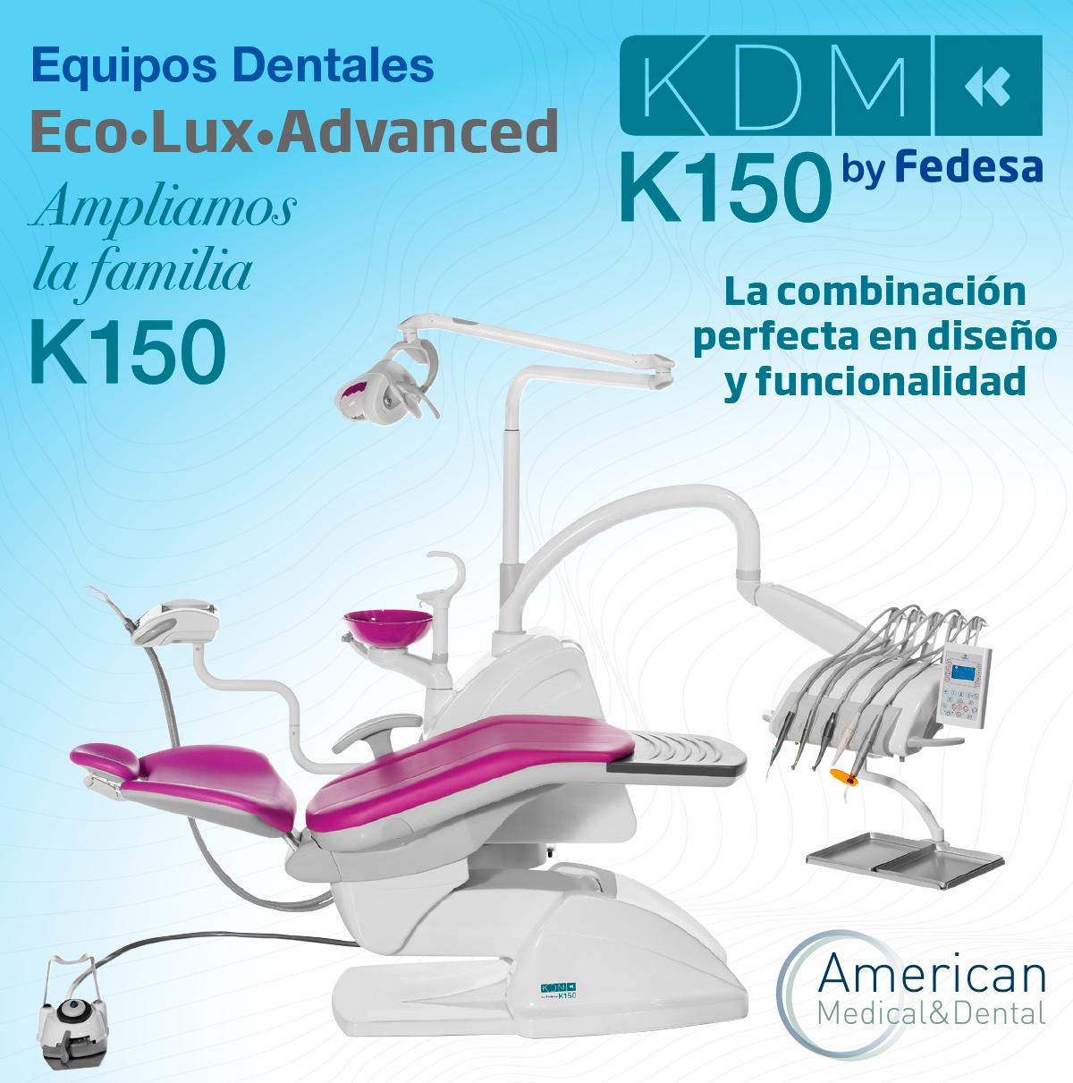 equipos dentales K150
