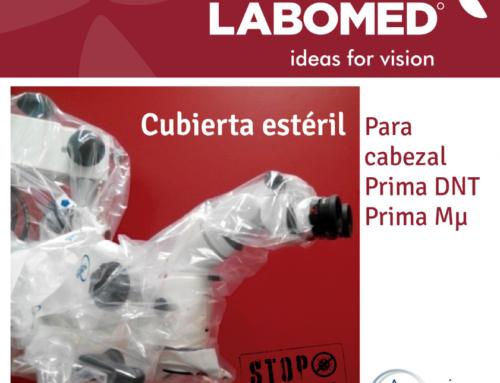 ¿Cómo proteger los microscopios de Labomed?