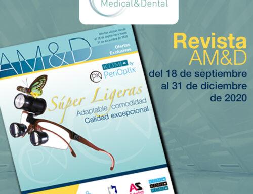 ¡Novedad! Disponible la revista con ofertas exclusivas de American M&D