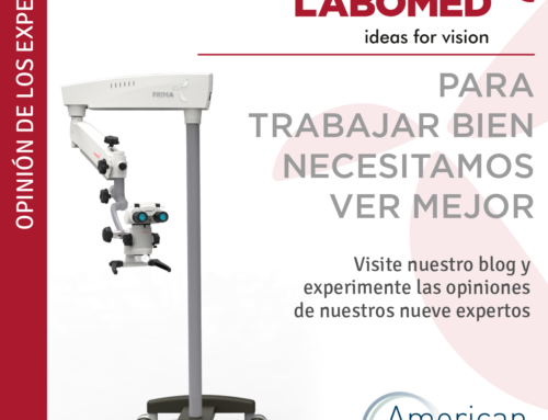 Microscopio Dental: Ampliando la imagen trabajamos mejor