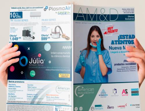 Nueva revista de Ofertas Exclusivas para la clínica dental de AmericanM&D ¡Descarga GRATIS!