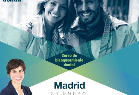 Curso Blanqueamiento Dental Madrid
