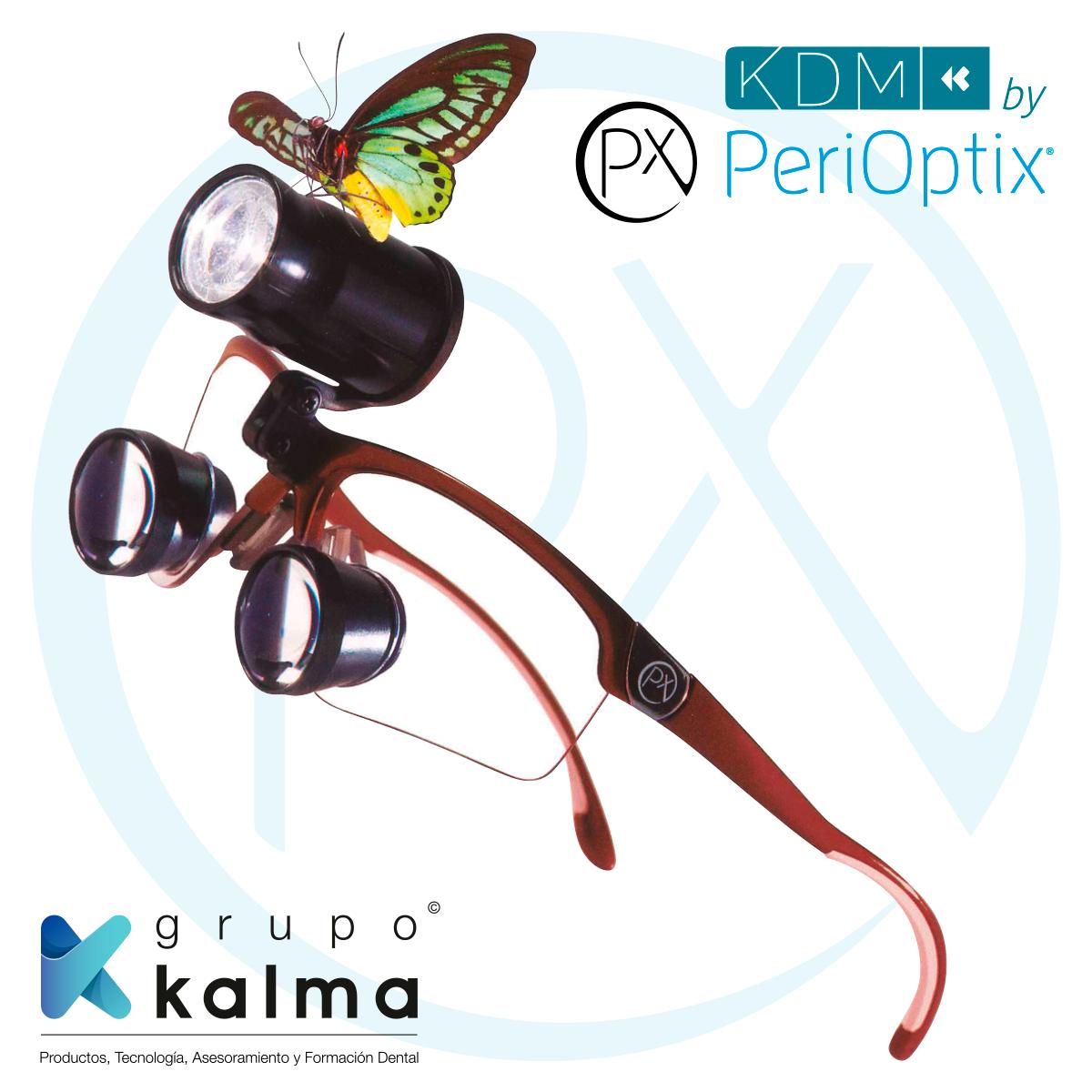 Lupas dentales KDM by Perioptix
