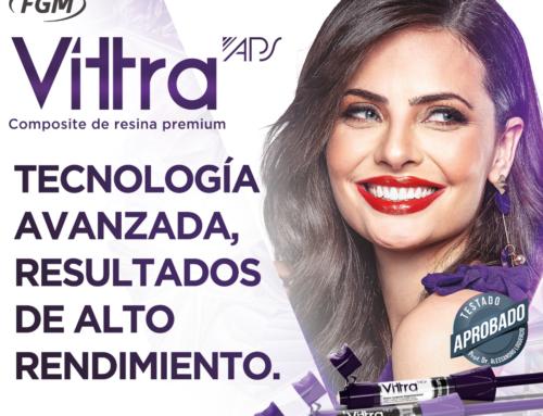 Composite dental Vittra APS, tecnología avanzada y resultados de alto rendimiento