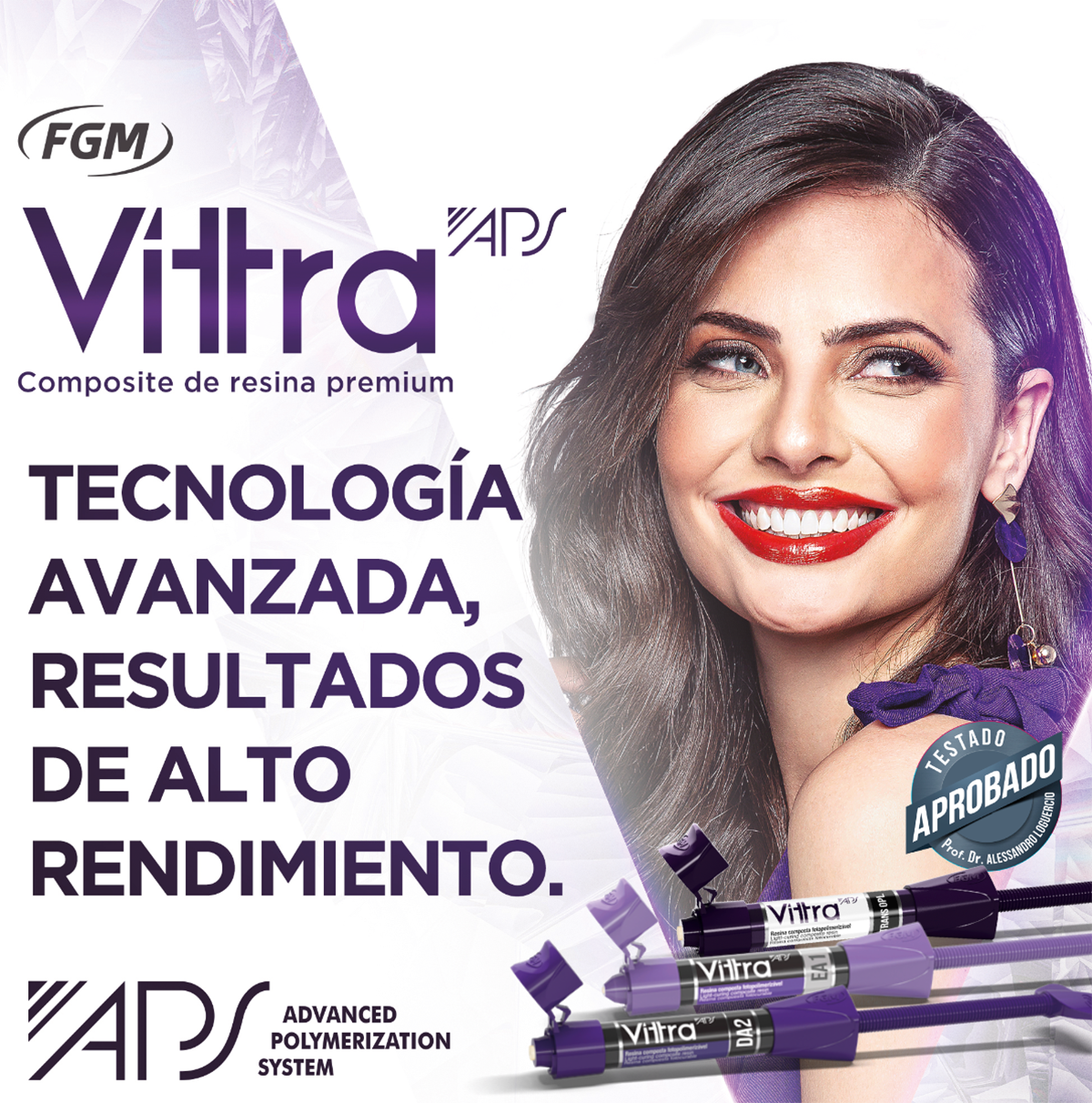 composite dental Vittra aps